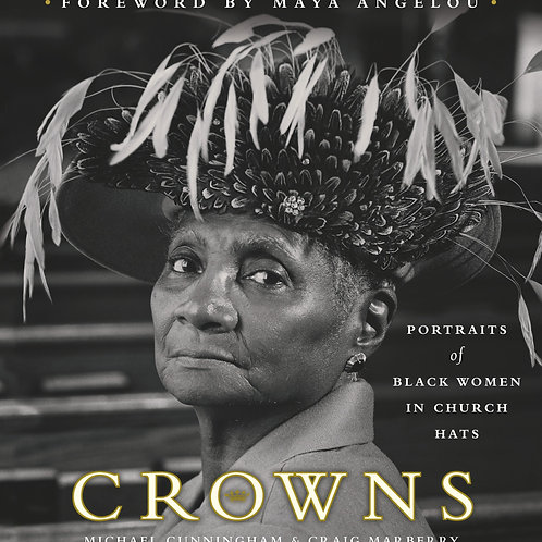 Crowns: Portraits of Black Women in Church Hats (used)