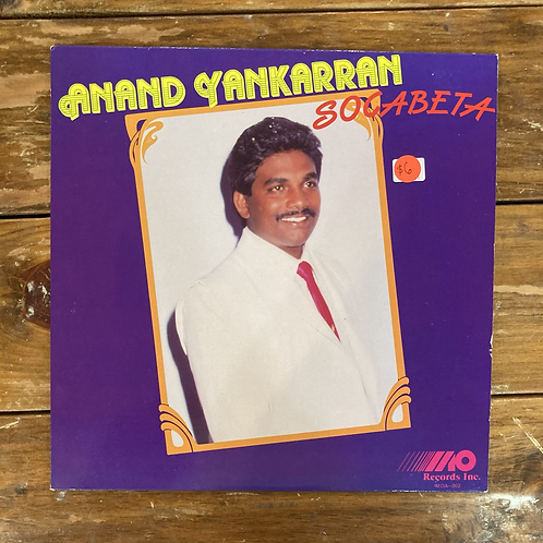 "Anand Yankarran, ""Socabeta"" USED"