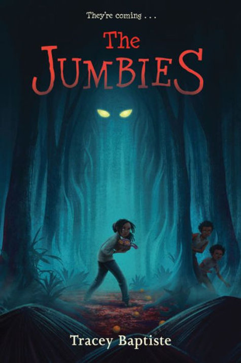Jumbies by Tracey Baptiste