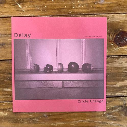 "Delay, ""Circle Change"" USED"