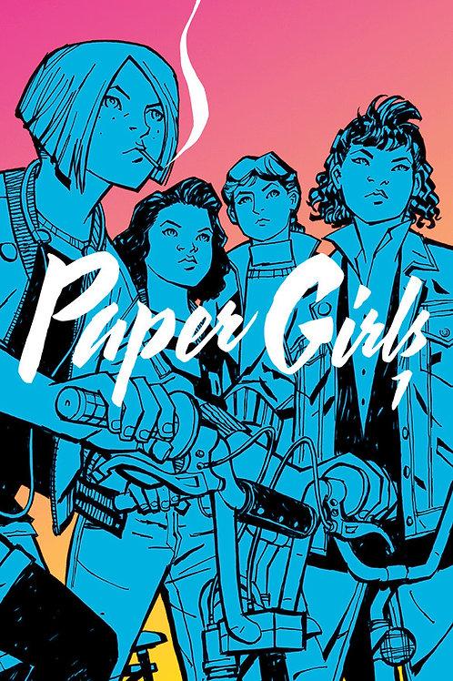 Paper Girls, Volume 1 by Brian K. Vaughan