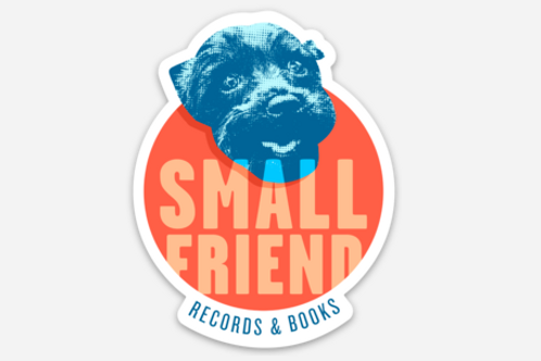 Small Friend magnet