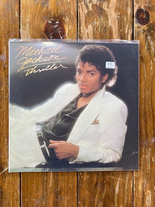 "Michael Jackson, ""Thriller"" USED"