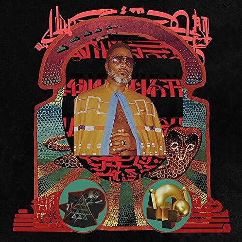 "Shabazz Palaces, ""The Don of Diamond Dreams"""
