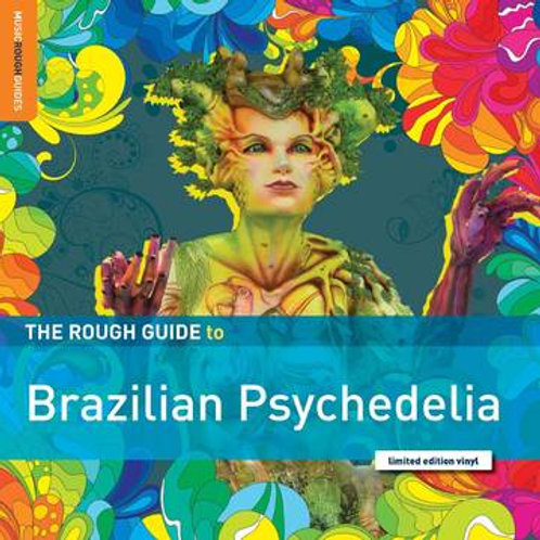 """Various Artists, """"Rough Guide To Brazilian Psychedelia"""""""