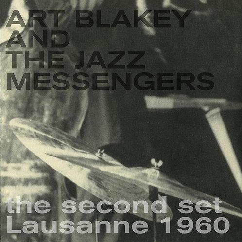 "Art Blakey & the Jazz Messengers, ""The Second Set Lausanne 1960"""