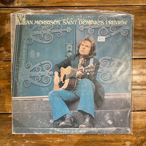 "Van Morrison, ""Saint Dominic's Preview"" USED"