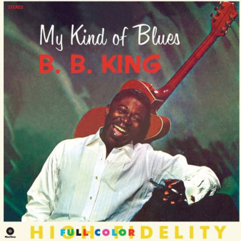 "BB King, ""My Kind of Blues"""