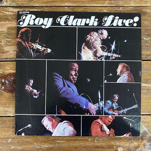 """Roy Clark, """"Live!"""" USED"""
