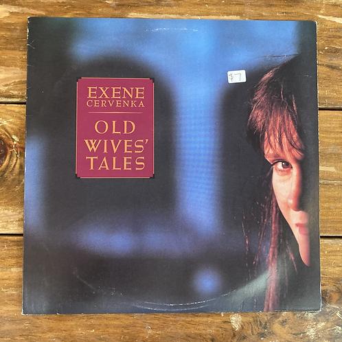 "Exene Cervenka, ""Old Wives' Tale"" USED"