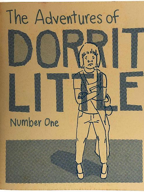 The Adventures of Dorrit Little #1 by Monica Johnson