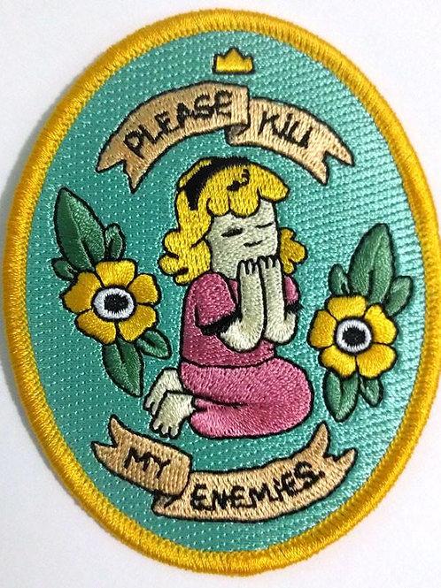 Please Kill My Enemies Patch