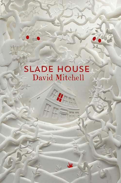 Slade House by David Mitchell (used)