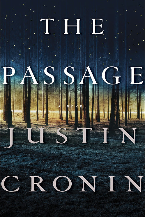 The Passage by Justin Cronin (used)