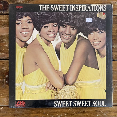 """The Sweet Inspirations, """"Sweet Sweet Soul"""" SEALED"""