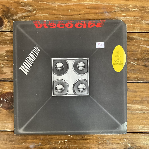 """Roundtree, """"Discocide"""" USED"""