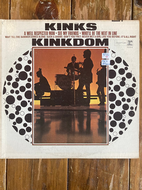 "The Kinks, ""Kinkdom"" USED"