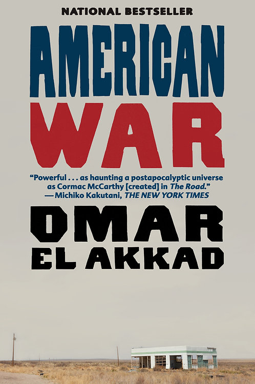 American War by Omar El Akkad (used)