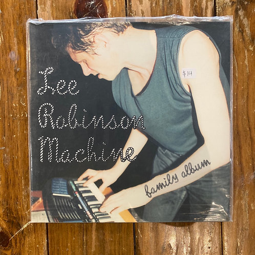 "Lee Robinson Machine, ""Family Album"" USED"