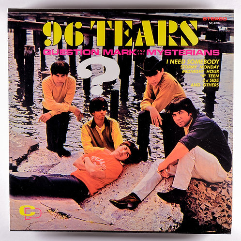 """Question Mark and the Mysterians, """"96 Tears"""""""