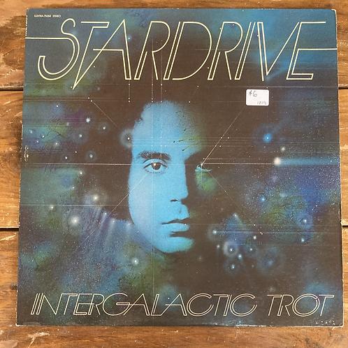 "Stardrive with Robert Mason, ""Intergalactic Trot"" USED"