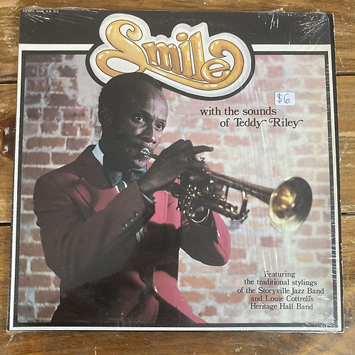 Smile with the Sounds of Teddy Riley USED