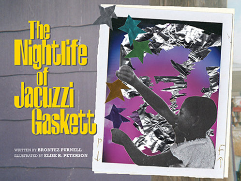Nightlife of Jacuzzi Gaskett by Brontez Purnell
