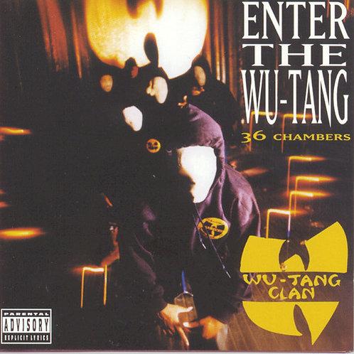"""Wu-Tang Clan, """"Enter the Wu-Tang (36 Chambers)"""""""
