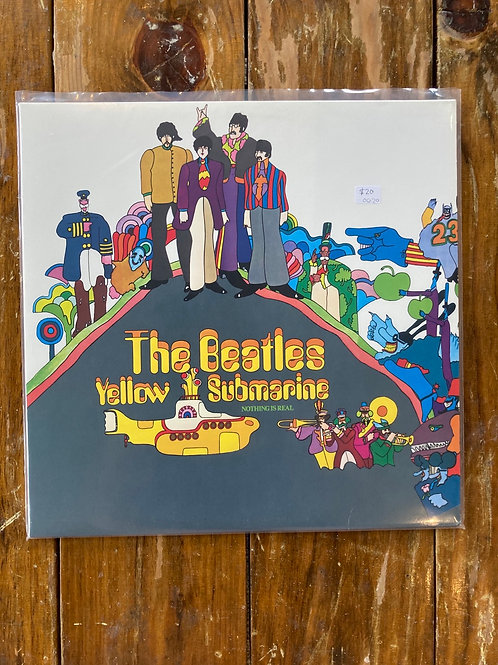 "Beatles, ""Yellow Submarine"" USED"
