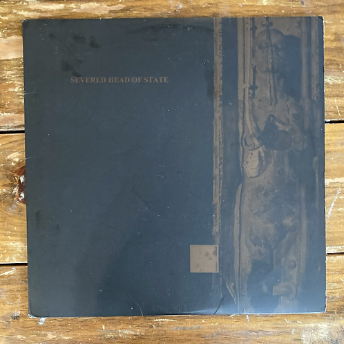 Severed Head of State, S/T USED