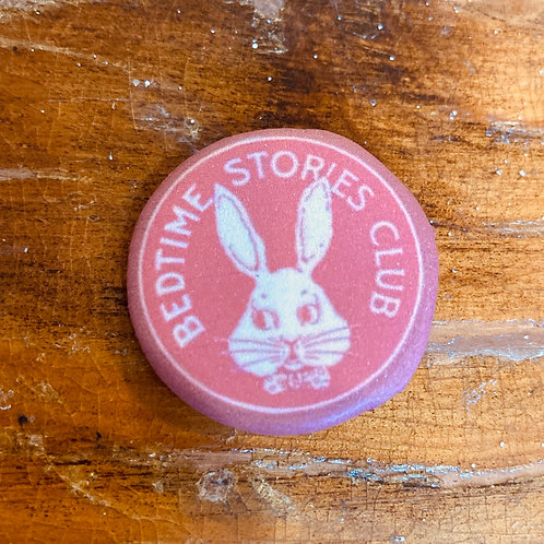 Bedtime Stories Club Button