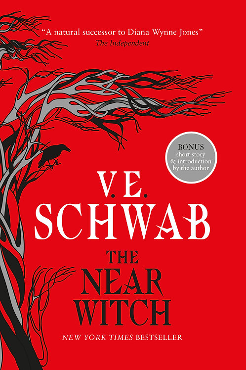 The Near Witch by V. E. Schwab (used)