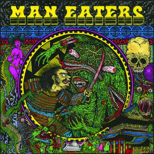 """Maneaters, """"Gentle Ballads for the Simple Soul"""""""