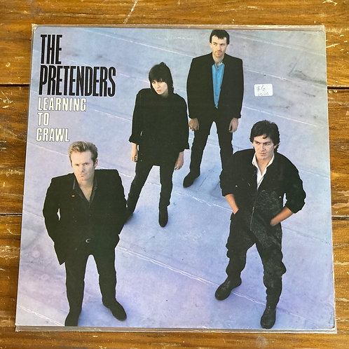 The Pretenders, Learning to Crawl USED