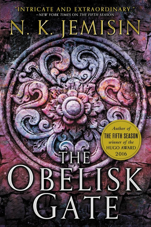 The Obelisk Gate (The Broken Earth #2) by N. K. Jemisin