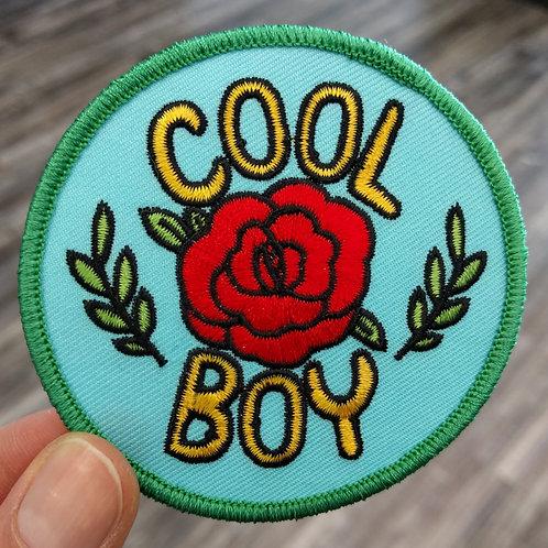Cool Boy Patch