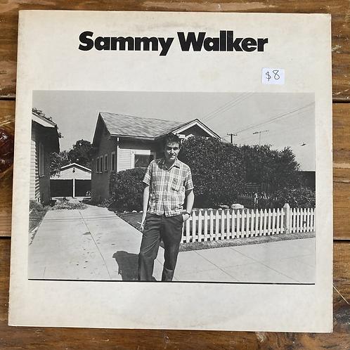 Sammy Walker, S/T USED