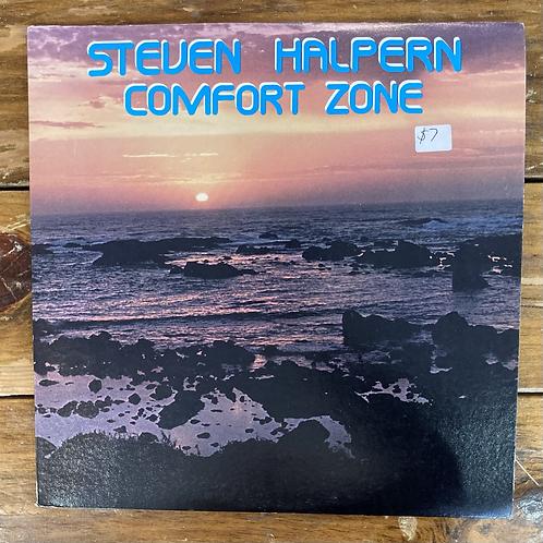 "Steven Halpern, ""Comfort Zone"" USED"