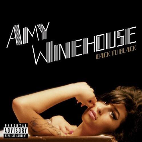 "Amy Winehouse, ""Back to Black"""