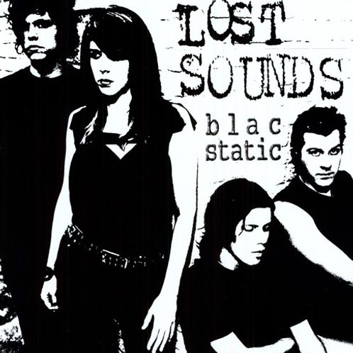 "Lost Sounds, ""Blac Static"""