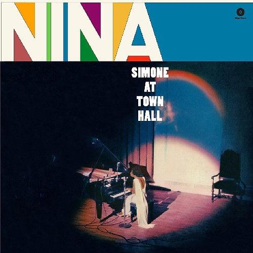 """Nina Simone, """"At Town Hall"""""""
