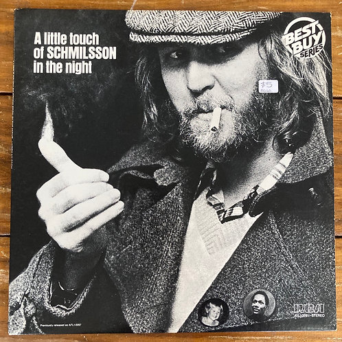 Harry Nilsson, A Little Touch of Schmilsson in the Night USED