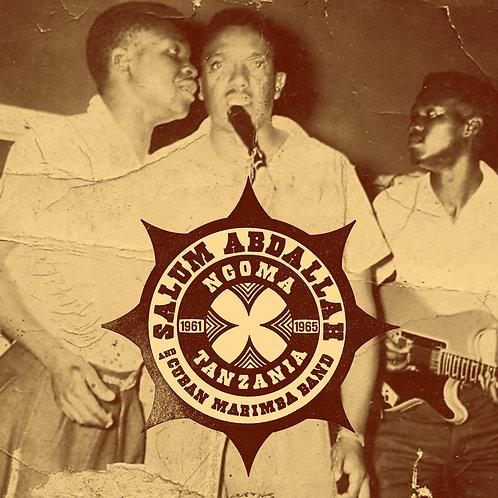 """Salum Abdullah and Cuban Marimba Band, """"Ngoma Tanzania"""""""