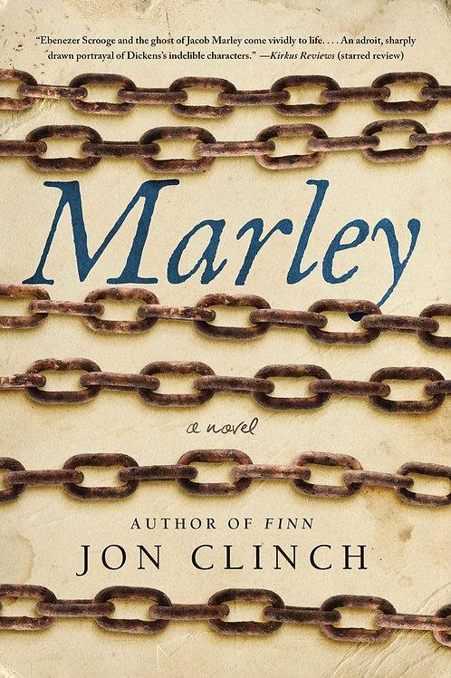 Marley by Jon Clinch (used)