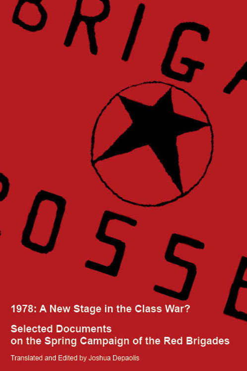 1978: A New Stage in the Class War?