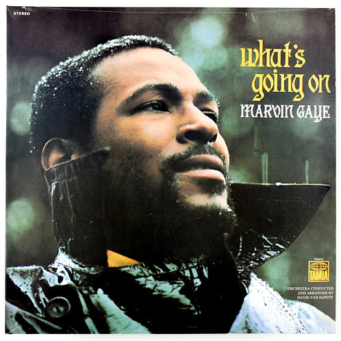 """Marvin Gaye, """"What's Going On"""""""