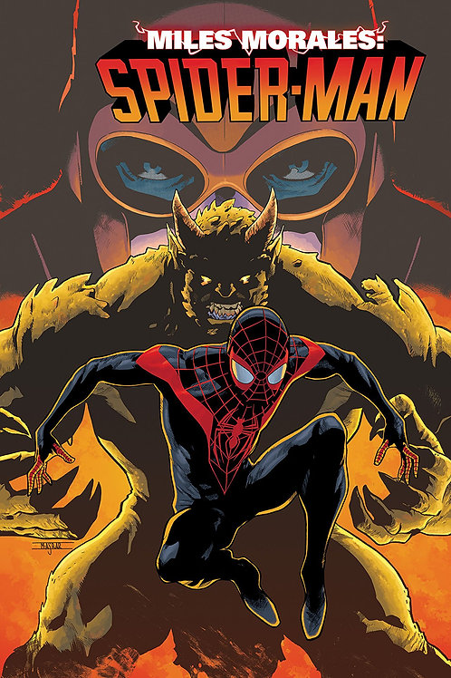 Miles Morales: Spider-Man Vol. 2: Bring on the Bad Guys by Saladin Ahmed