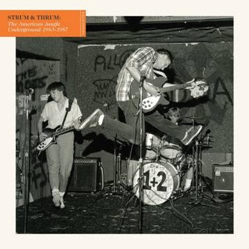 "Various Artists, ""Strum & Thrum: The American Jangle Underground 1983 - 1987"""