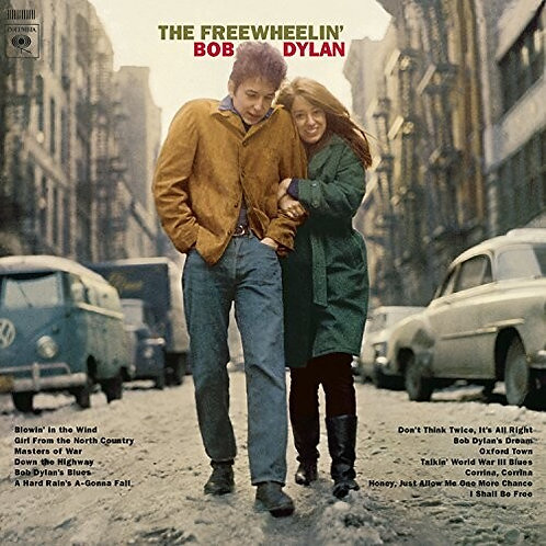 "Bob Dylan, ""The Freewheelin' Bob Dylan"""