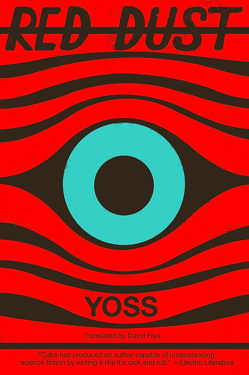 Red Dust by Yoss